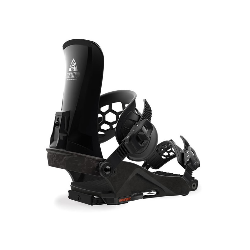 UNION FIXATION  bindings expedition black