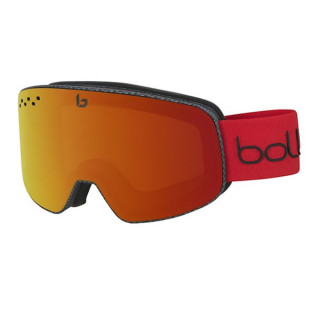 BOLLE MASQUE Nevada Matte Carbon Diagonal Sunrise