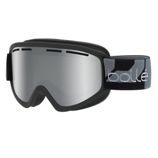 BOLLE MASQUE Schuss Matte Black Black Chrome