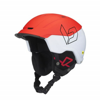 BOLLE CASQUE instinct mips matte white red