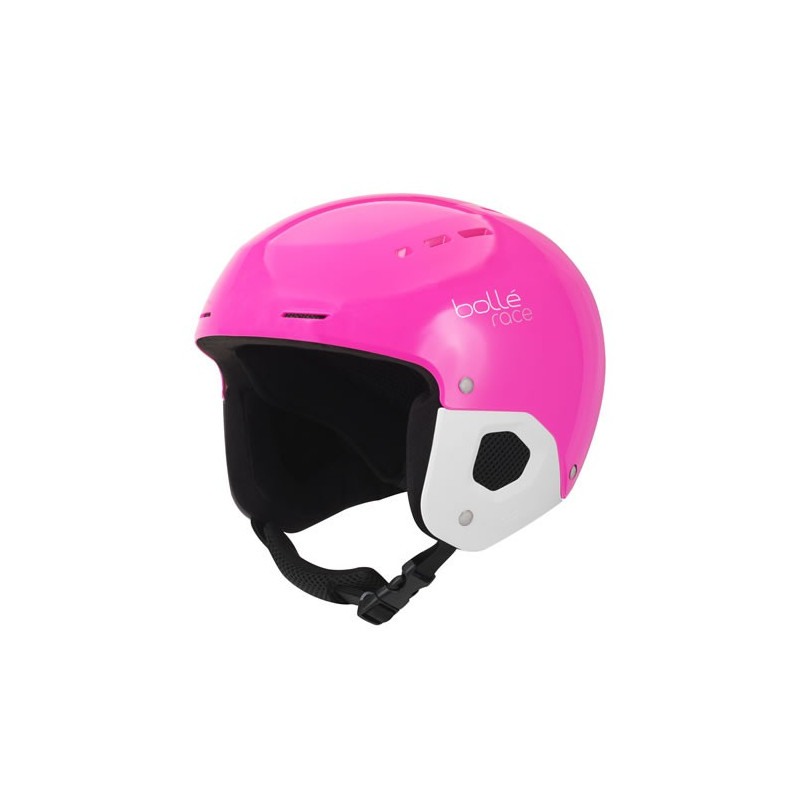 BOLLE CASQUE QUICKSTER SHINY WHITE PINK