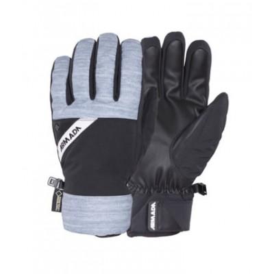ARMADA decker gore-tex glove heather