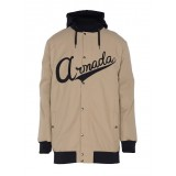 ARMADA harlaut insulated khaki men