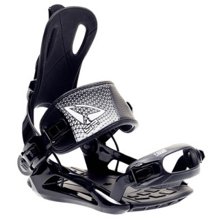SP BINDINGS FT 270 BLACK FIXATIONS