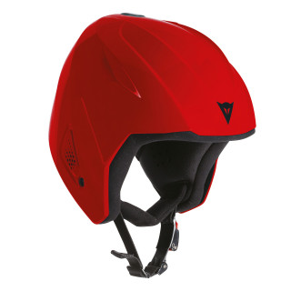 DAINESE snow team jr evo helmet red