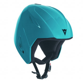 DAINESE snow team jr evo helmet bright aqua