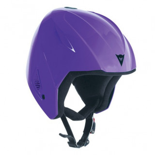 DAINESE snow team jr evo helmet deep lavander