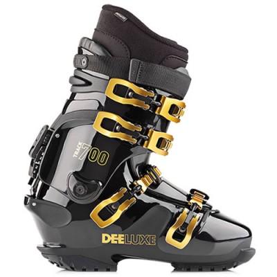 DEELUXE TRACK 700 BLACK CHAUSSURE SNOW ALPIN
