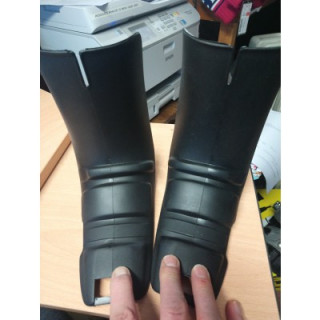 Paire Languette Deeluxe Raichle Chaussures alpines