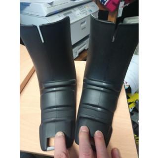 Paires Languette Deeluxe Raichle Chaussures alpines