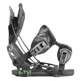 FLOW fixation snowboard nx2 gt black