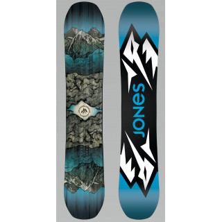 JONES SNOWBOARD MOUNTAIN TWIN