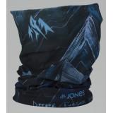 JONES neck warmer revelstoke blue