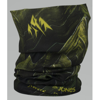 JONES neck warmer revelstoke green