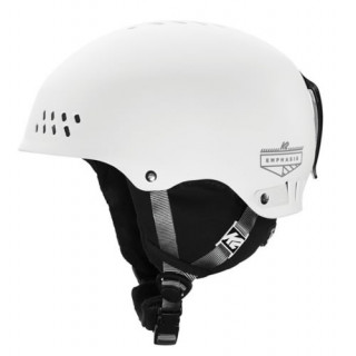 K2 casque emphasis white