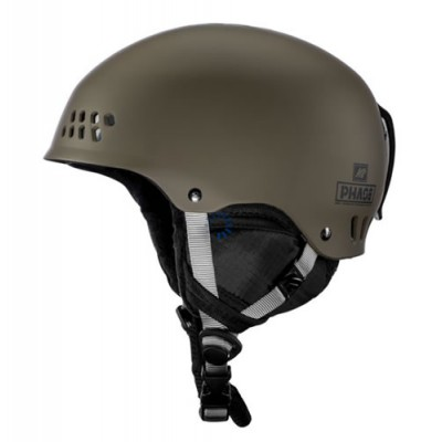 K2 Casque phase pro green