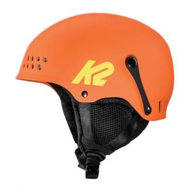K2 casque entity orange junior