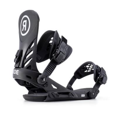 RIDE ex black fixation de snowboard
