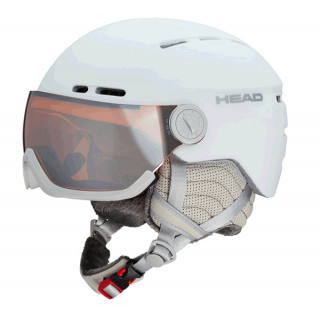 Head Casque Queen White Femme