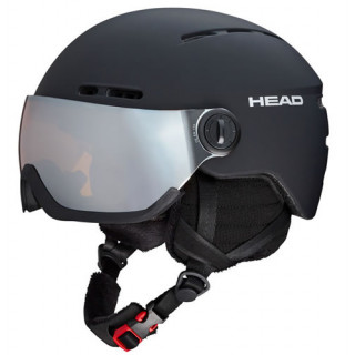 Head Casque Knight Black