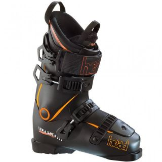 Trasher 100 Black orange