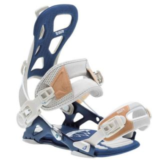 Snowboard Bindings SP Brotherhood Blue