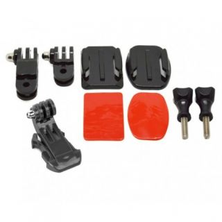 RC19 - KIT COMPLET FIXATION CASQUE