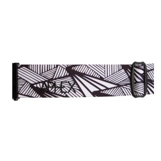 APHEX STRAP MONTAINS B&W