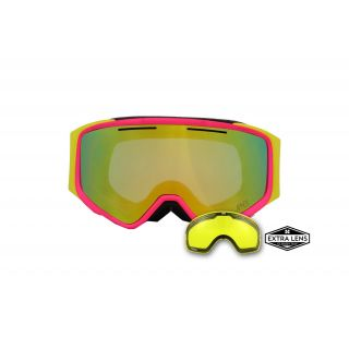 APHEX MASQUE vortex pink / yellow revo gold