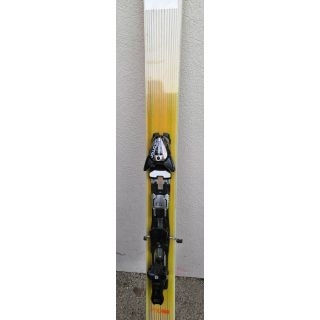 White Doctor FT 10 + fix nz 12 FAT SKI USED