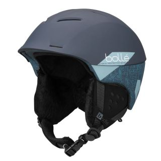 BOLLE CASQUE synergy soft navy slash