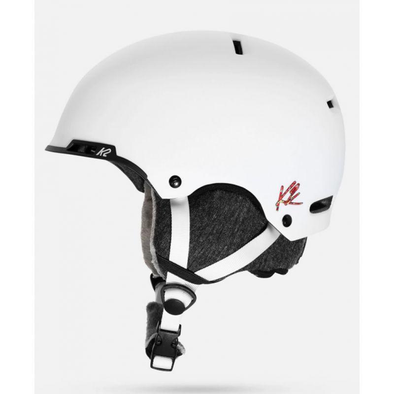 K2 Meridian white Casque