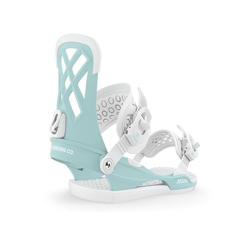 UNION bindings wos milan pastel blue fixations