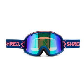 SHRED monocle bigshow navy - cbl plasma