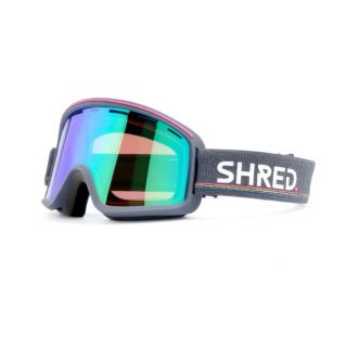 SHRED monocle bigshow navy - cbl plasma MASQUE
