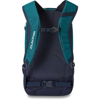 DAKINE women's heli pack deep teal