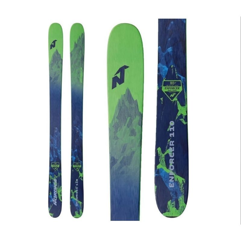 NORDICA Ski Enforcer 110 Blue/Green