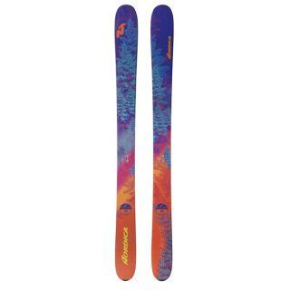 NORDICA Ski Santa Ana 110 purple/orange