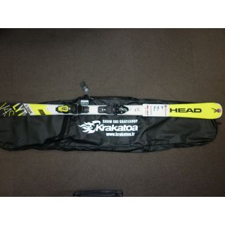 Head  V4 S  Skis Neufs (2019) + Fix Tyrolia PR10