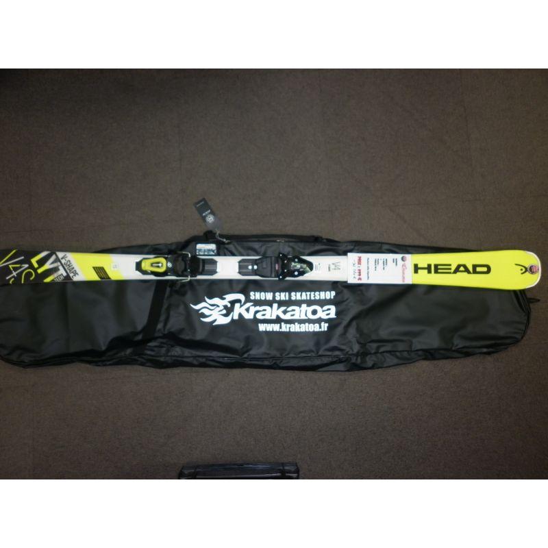 Head  V4 S  Skis Neufs + Fix Tyrolia PR10