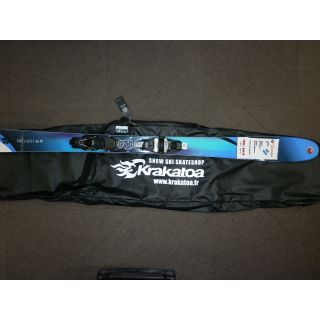 K2 Trilluvit 85 Skis Femme Neufs (2018) + Fixations Marker Squire