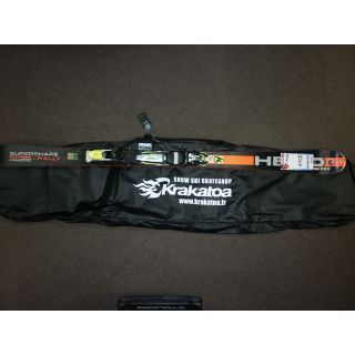 Head Super Shape Rally Skis d'occasions + Fixations Tyrolia PRX