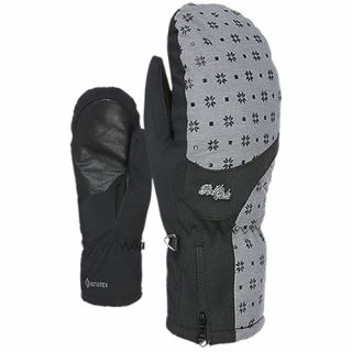 LEVEL gant bliss emeral mitt gore-tex - pattern