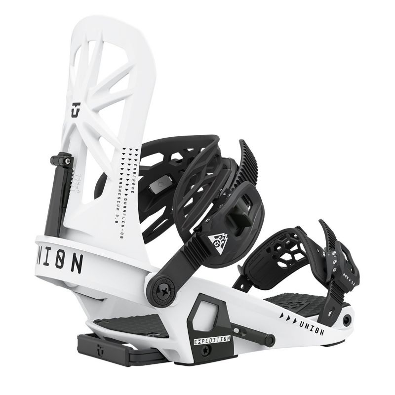 UNION bindings expedition  white fixations