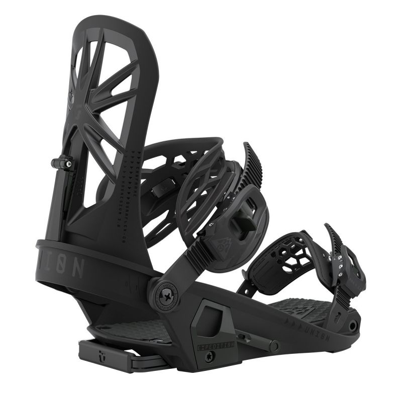 UNION bindings expedition  black fixations
