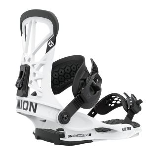 UNION bindings flite pro white fixations