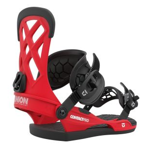 UNION bindings contact pro red fixations