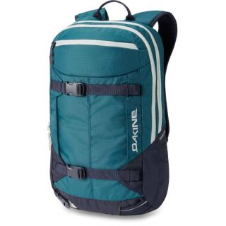 Dakine women's mission pro deep teal 18L