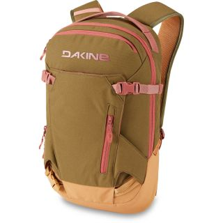 Dakine women's heli pack  dkolivecml 12L