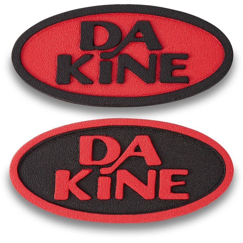 Dakine retro oval stomp orange